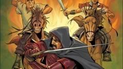 Dungeon Siege 3 - Megjelent az ingyenes képregény kép