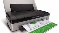HP Officejet 100: abszolút mobil nyomtató kép
