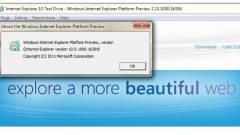 Letölthető az Internet Explorer 10 előzetese kép