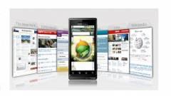 Mobilos böngészők: az öt legjobb kép