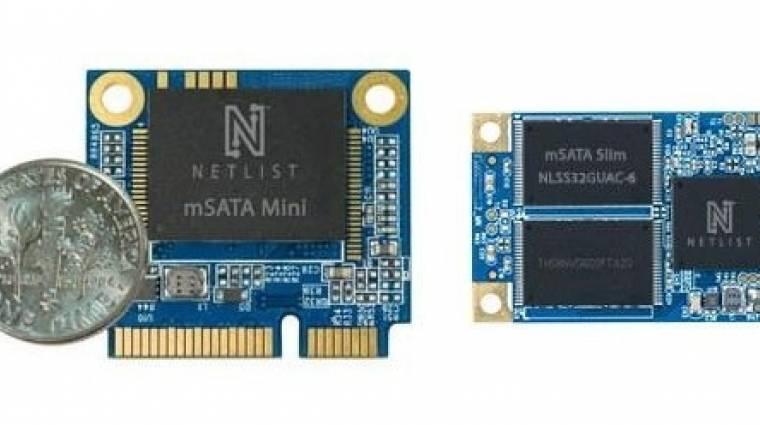 Szupermini SSD-k a Netlisttől kép