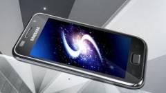 Jön a ráncfelvarrt Samsung Galaxy S kép