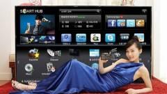 Samsung Smart TV-k YouTube 3D támogatással kép
