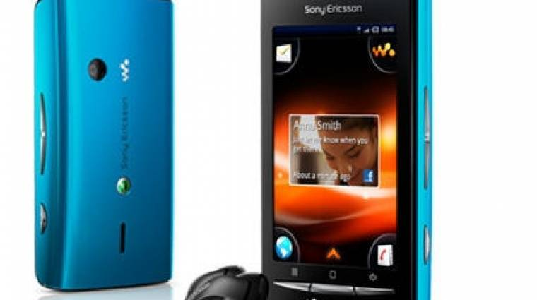 Hivatalos az első androidos Walkman mobil kép