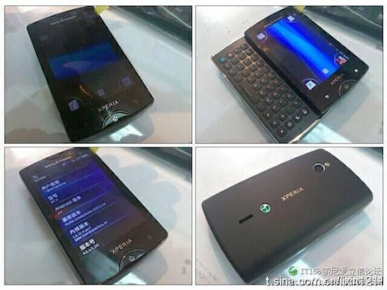 Sony Ericsson XPERIA Mini Pro 2