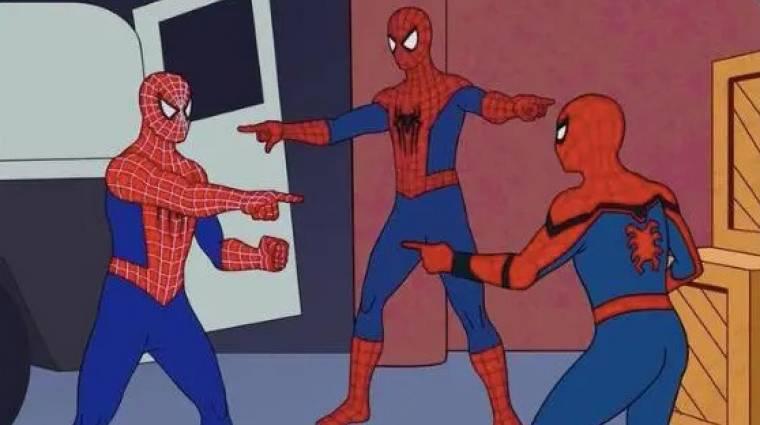Pókember mémek siratják az elválást bevezetőkép
