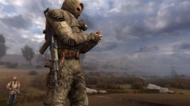 Multiplayer mod érkezett a S.T.A.L.K.E.R.: Call of Pripyathoz bevezetőkép