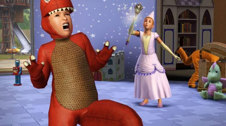 The Sims 3: Generations bejelentés bevezetőkép