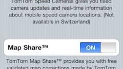 Frissülő kamerákkal újít a TomTom for iPhone kép