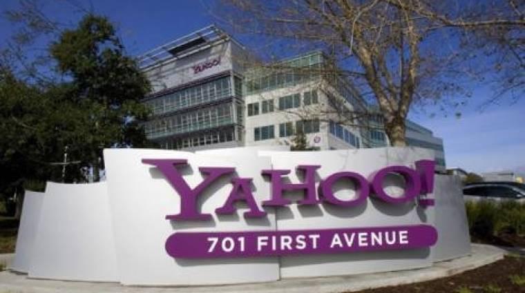 Logót cserél a Yahoo kép