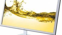 9,6 milliméter vastag, IPS paneles monitor az AOC-től kép
