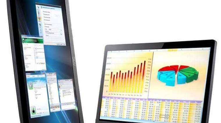 Hordozható, USB-s monitor az AOC-től kép