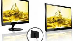 22 hüvelykes, USB-s monitor az AOC-től kép