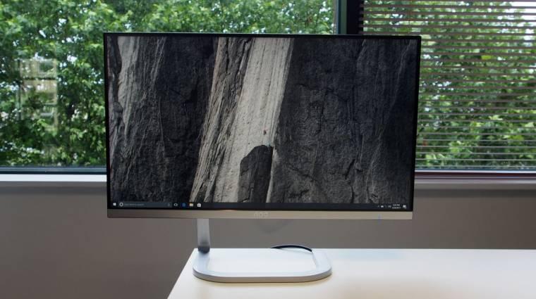 Újra közös monitorokkal készül az AOC és a Porsche Design kép