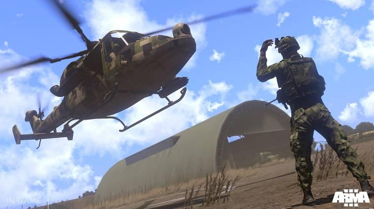 E3 2015 - a Bohemia egy új Arma 3 kiegészítőt is hoz bevezetőkép