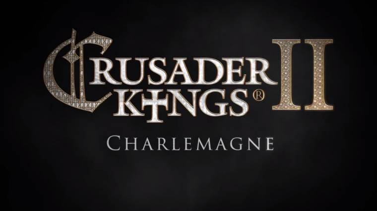 Crusader Kings II: Charlemagne - irány a nyolcadik század! (videó) bevezetőkép