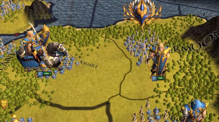 Ez a mod Azeroth seregeit engedi rá a Crusader Kings II-re bevezetőkép