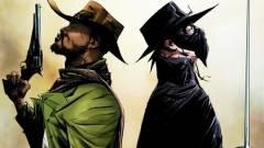 Zorróval készülhet el a Django elszabadul folytatása kép