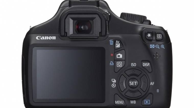 Belépő szintű DSLR fényképezők kép