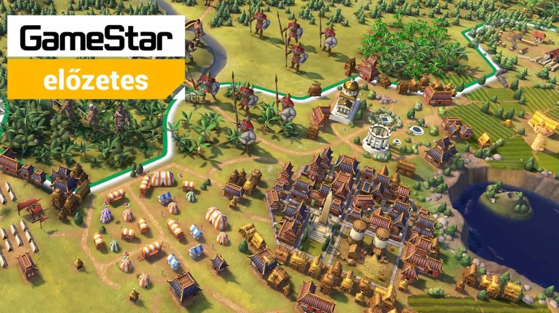 Diktátornak jók lennénk, a Civilization VI pedig remek játék lesz bevezetőkép