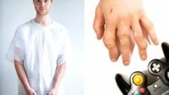 A videojátékok maradandó testi deformációt okoznak kép
