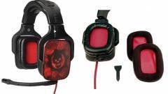 Mad Catz féle Gears of War 3 fejhallgató kép