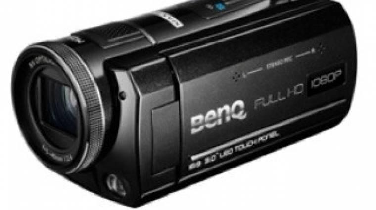 BenQ M24 Full HD kamera, zsebre szabott mérettel kép