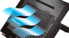 Többfunkciós notebook hűtés a Cooler Master-től kép