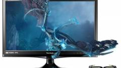 A ViewSonic nagyképű 3D-s jelöltje kép