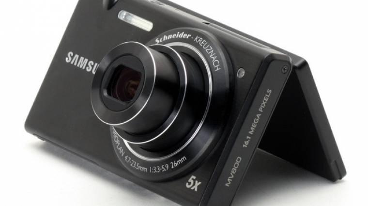 Samsung MV 800: az önmagukat fotózóknak kép