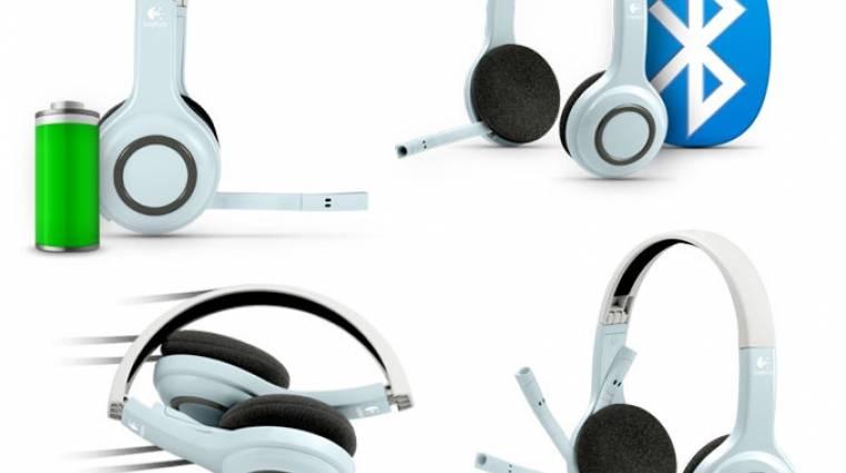Újabb vezeték nélküli zenehallgatási lehetőségek a Logitech-től kép