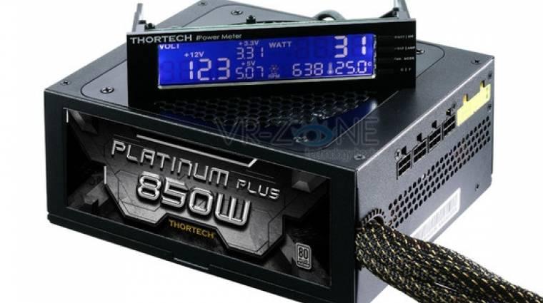 Thortech Platinum Plus tápegység a GeIL-től kép