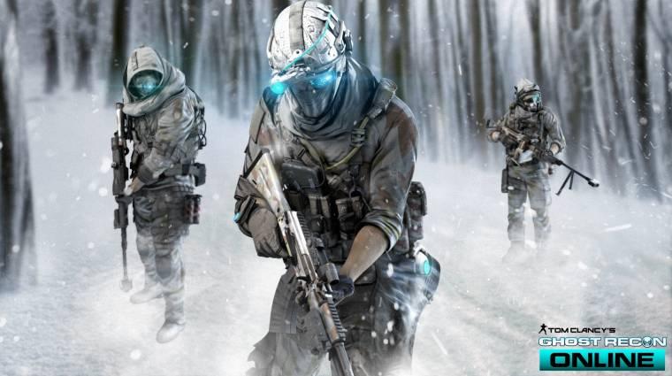 Ghost Recon Online - új névvel költözik a Steamre bevezetőkép