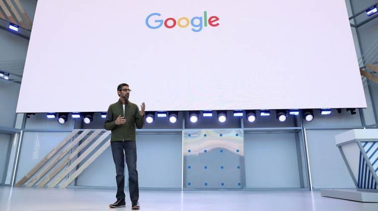 Lemondta az éves fejlesztői konferenciáját a Google a koronavírus miatt kép