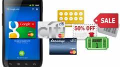 Mégsem lesz Google Wallet kártya? kép