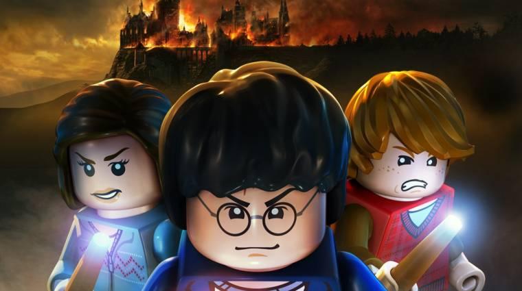 LEGO Harry Potter: Years 5-7 - végleges megjelenési dátum bevezetőkép