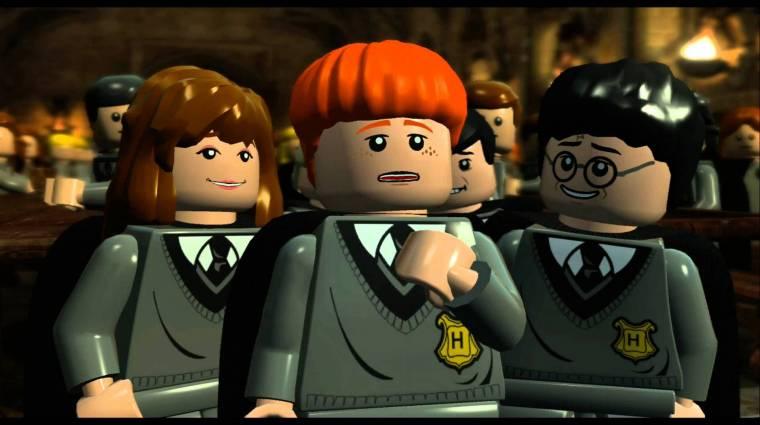 Újrakeverik a LEGO Harry Potter játékokat bevezetőkép