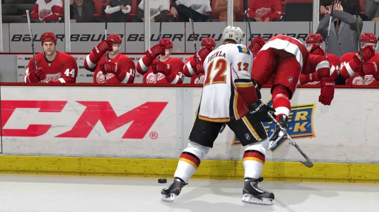 NHL 12 - Legends bevezetőkép