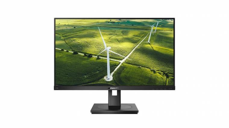 Átlagos, de energiatakarékos a Philips legújabb monitora kép