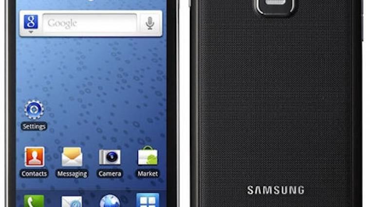 Szinte már tablet a Samsung Infuse 4G kép
