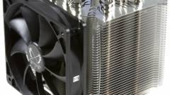 Scythe Ninja 3 CPU-hűtő csendes kiadásban kép