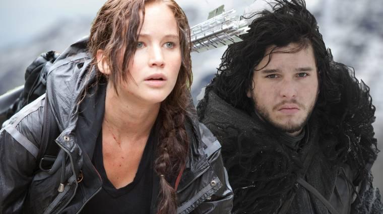 Napi büntetés: The Hunger Game of Thrones, avagy miért akarja Katniss megölni Jon Snow-t? bevezetőkép