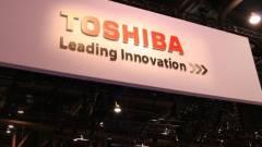 Vezeték nélküli memóriakártyák a Toshibától kép