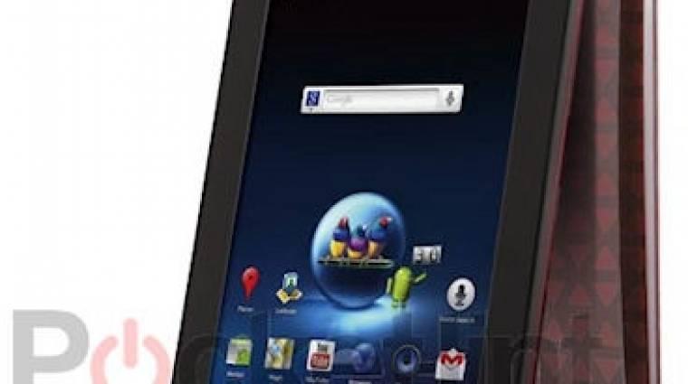 Honeycombos tablet a Viewsonic-tól kép