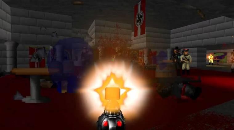 A Brutal Wolfenstein: ÜBER HERO Edition nevéhez méltó módon emeli magasabbra a klasszikus élményt bevezetőkép