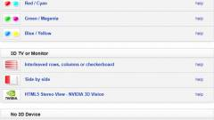 Jön a 3D-s YouTube, egyelőre Flash alapokon kép