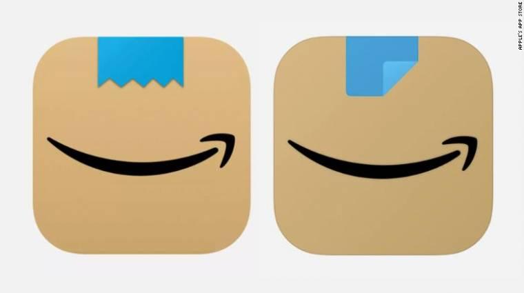 Sokak szerint Hitlerre hasonlított, így mennie kellett az Amazon app logójának kép