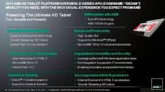 AMD: a Radeon ereje a Windows 8-as táblákban kép