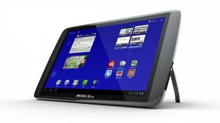 Lassabbak lesznek az idei Archos G9 Turbo táblagépek kép