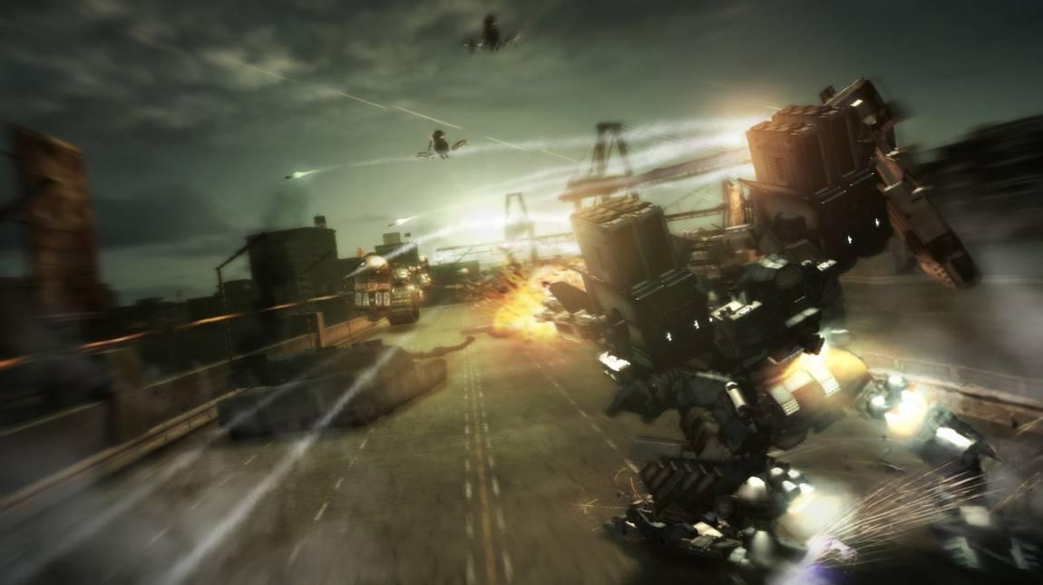 Armored Core - a társasjáték verzió más néven fog megjelenni bevezetőkép
